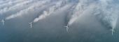 Windcentrale-windturbine