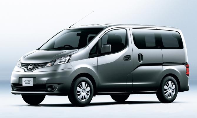 Nissan Presenteert Een Volledig Elektrische Bestelauto De Betere