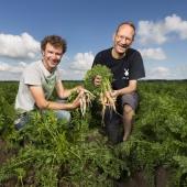 biologische boeren
