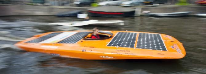 Solar Boat Parade