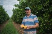 appelsientje sinaasappel boer