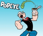 popeye ijzer