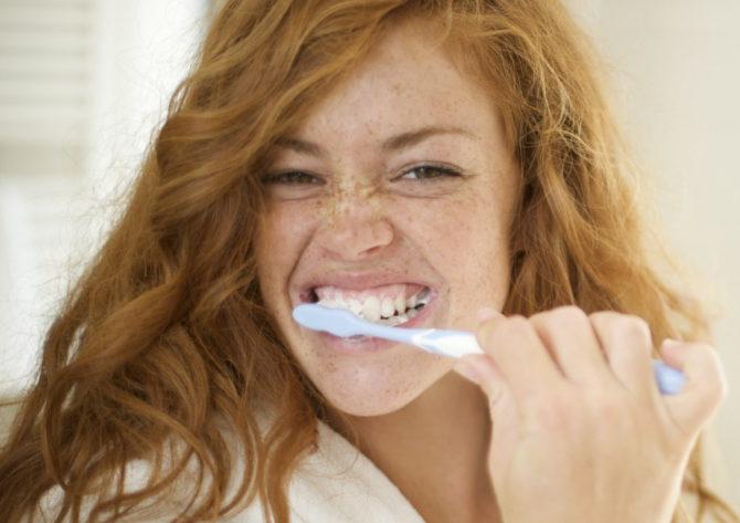 natuurlijke tandpasta