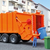 thuis afval scheiden