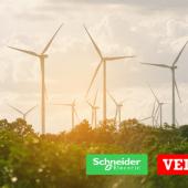 De VELUX Groep zet volgende stap naar 100% groene stroom door samenwerking met Schneider Electric