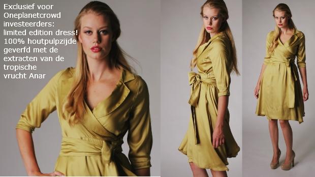 Duurzame mode van Shekila Eco Fashion De Betere Wereld