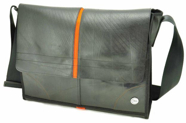 Schoudertassen Autobanden : Re obrero extra ruime tas van gerecycled materiaal de