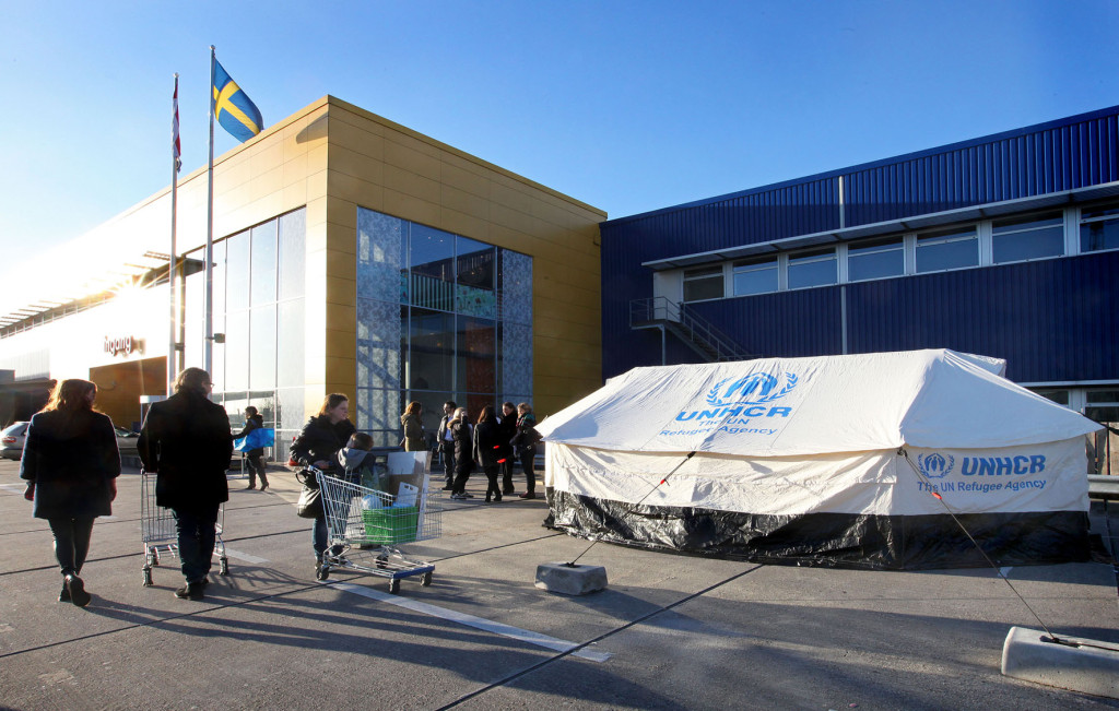 IKEA - UNHCR - LAMP