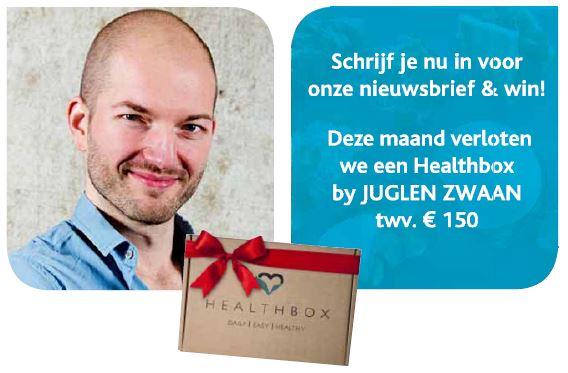 healthbox by juglen zwaan