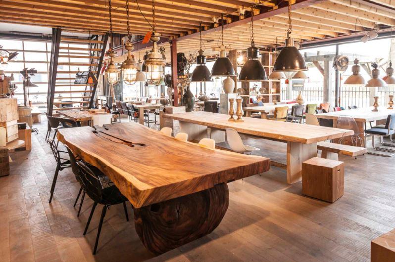 Mail win houten kubussen van zwaartafelen de betere wereld - Tafel stockholm huis ter wereld ...