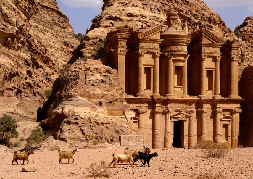 jordanie-gebouwen