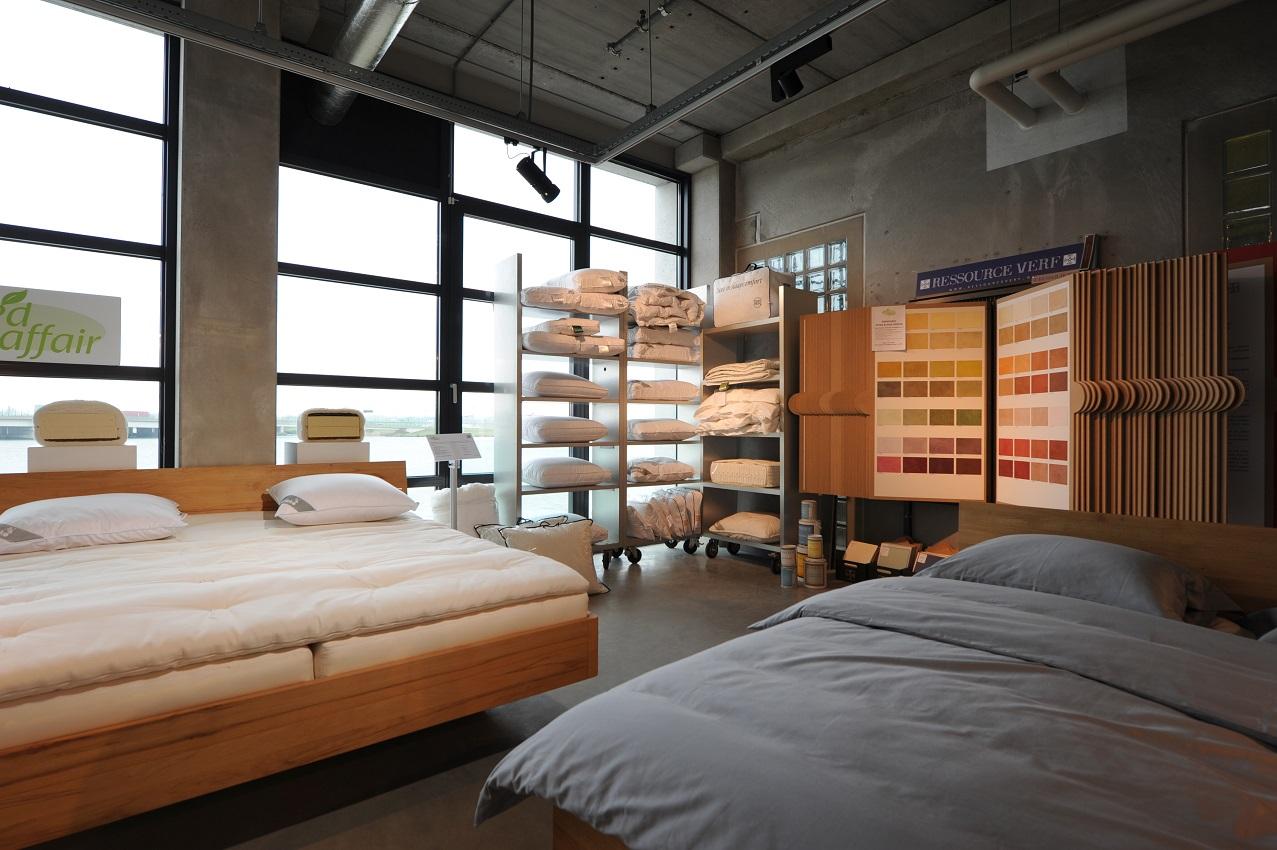Bedaffair: niche in ecologisch slaapkamer design   de betere wereld