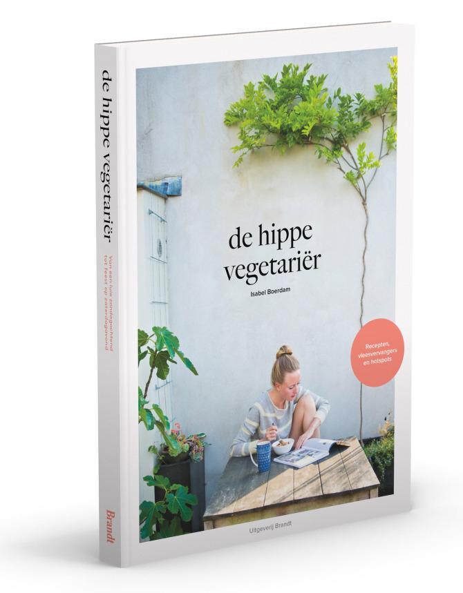 de hippe vegatarier