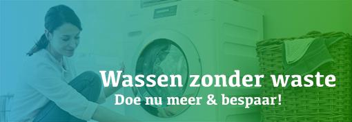 wasbundles wassen zonder waste