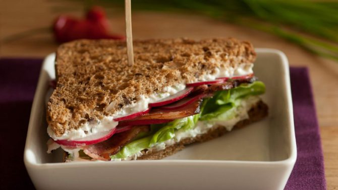 Vital sandwich