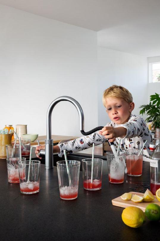 quooker flex heetwaterkraan