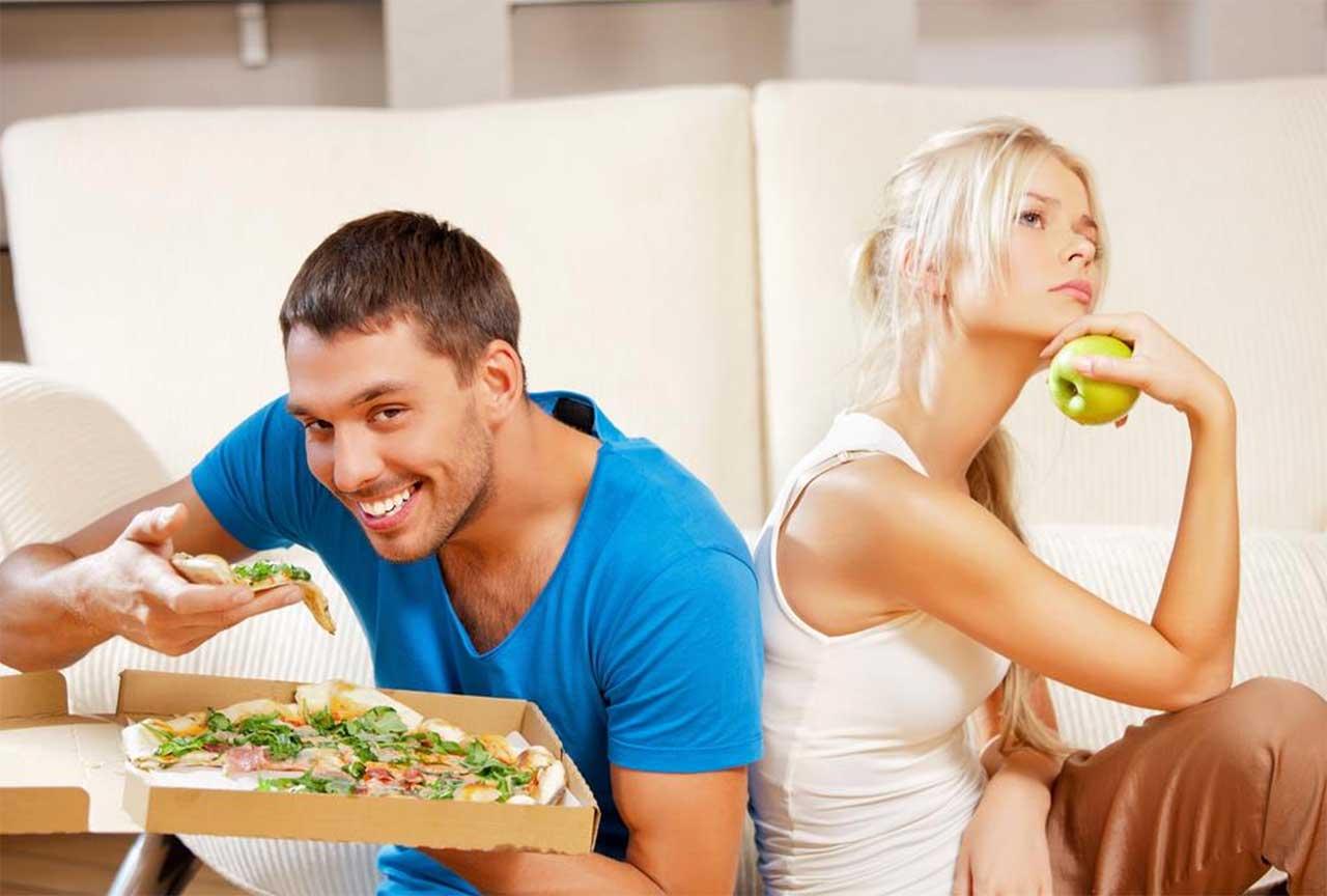 vrouwen gezonder dan mannen