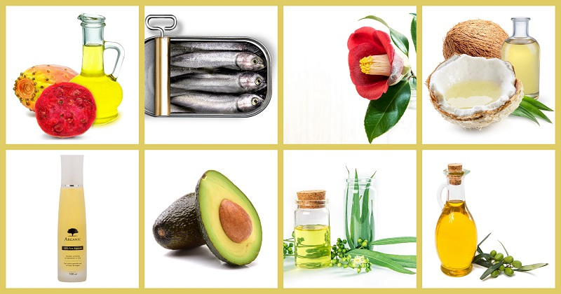 Arganolie verzorgende olie