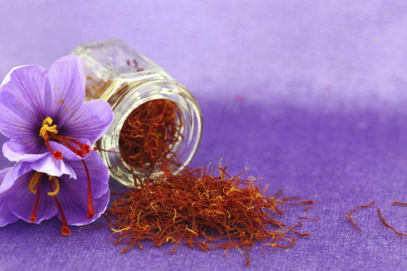 saffraan capsules